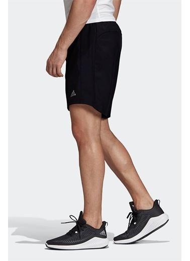 adidas Adidas Erkek Koşu - Yürüyüş Şort Run It Short Fs9808 Siyah